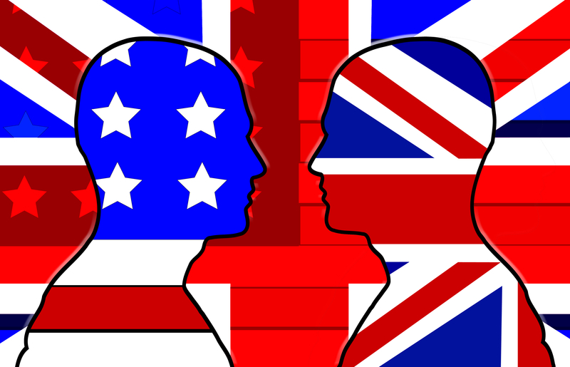 how to talk british english