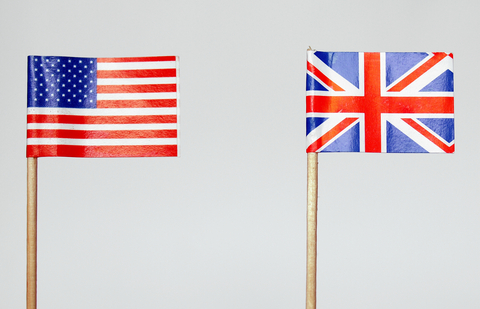Should I use British or American English in the IELTS test?