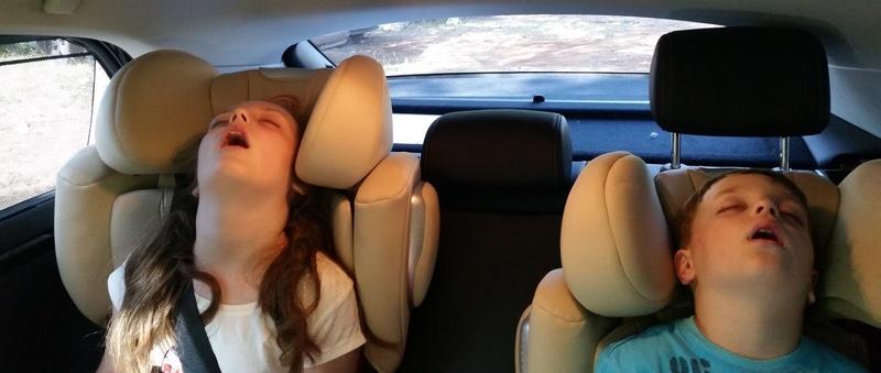 'tired' vs 'tiring'